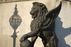 lionheart Royaltyfri Foto