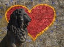 Lionheart Imagenes de archivo