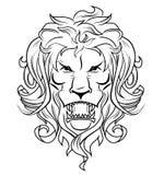 Lionhuvud Arkivbilder