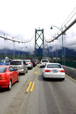 Lions Gate Bridge Stock Photos