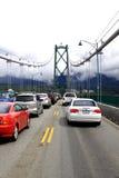 Lions Gate Bridge stock photos