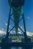 Lions Gate Bridge Stock Image