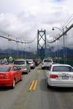 Lions Gate Bridge Stock Images