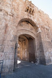 Lions Gate Jerusalem Royalty Free Stock Image