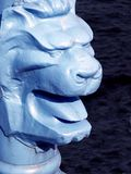 Lions head Stock Photo