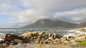 Lions Head and 12 Apostles Stock Photography