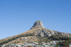 Lions Head, South Africa stock photography