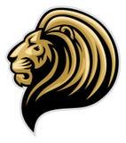 Lions head mascot. Vector of lions head mascot Vector Illustration