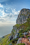 Lions head mountain peak Royalty Free Stock Photos