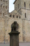 The lions poodle. In Osnabrueck Stock Photos