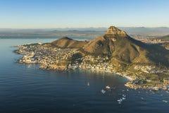 Lionshead Capetown Południowa Afryka obrazy stock