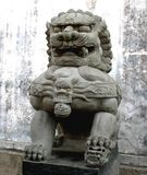 lionssten Fotografering för Bildbyråer