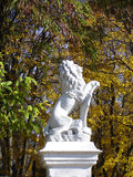 lionstaty Royaltyfri Foto