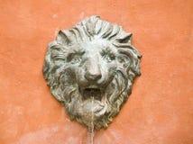 lionstaty Royaltyfria Foton