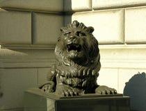 lionstaty Royaltyfri Fotografi