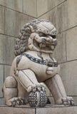 lionstatyer Royaltyfri Bild