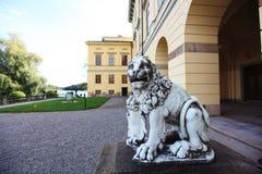 lionsten Royaltyfri Bild