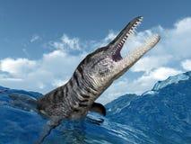 Liopleurodon Stock Images