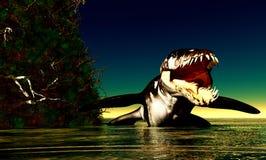 Liopleurodon Royalty Free Stock Images