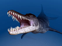 Liopleurodon Royalty Free Stock Images