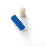 Lip Balm. On a white background with shadow royalty free stock photography