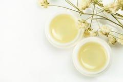 Free Lip Balm Gel On White Background Stock Photos - 88169003