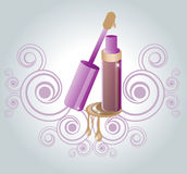 Lip Gloss Royalty Free Stock Images