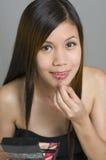 Lip gloss Stock Photos