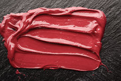 Lip gloss, texture Royalty Free Stock Photo