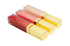 Lip glosses Stock Photos