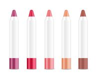 Lip stick. Vector Stock Photo