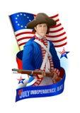 4 LIPA dzień niepodległości Obrazy Royalty Free
