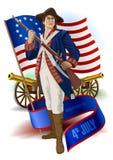 4 LIPA dzień niepodległości Zdjęcia Royalty Free