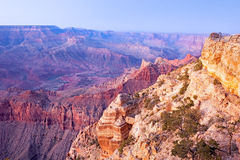 Lipan Point Stock Photo