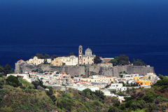 Lipari Foto de Stock Royalty Free