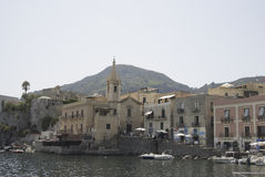 Lipari Royalty Free Stock Photography
