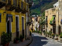 Lipari, Aeolian Islands, Italy  Stock Photo