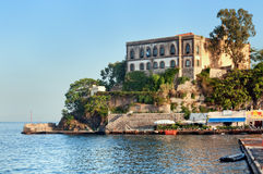 Lipari island, one of mediterranean pearls Royalty Free Stock Images