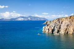 Lipari Islands Royalty Free Stock Images
