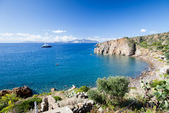 Lipari Islands Stock Photos