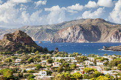 Lipari Islands Royalty Free Stock Photo