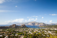 Lipari Islands Royalty Free Stock Image
