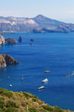 Lipari - Quattroocchi Stock Photography
