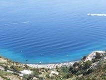 Lipari wyspa, Sicily, Włochy Zdjęcia Stock
