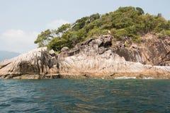 Lipe海岛 免版税图库摄影