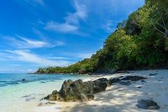 Lipe海岛 库存图片