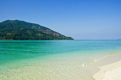 Lipe Andaman Sea Stock Image