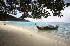 Lipe de la KOH maldivo en Tailandia fotografía de archivo libre de regalías