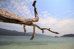 Lipe Insel Thailand Lizenzfreies Stockfoto