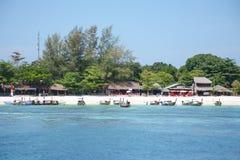 Lipe island Royalty Free Stock Photos